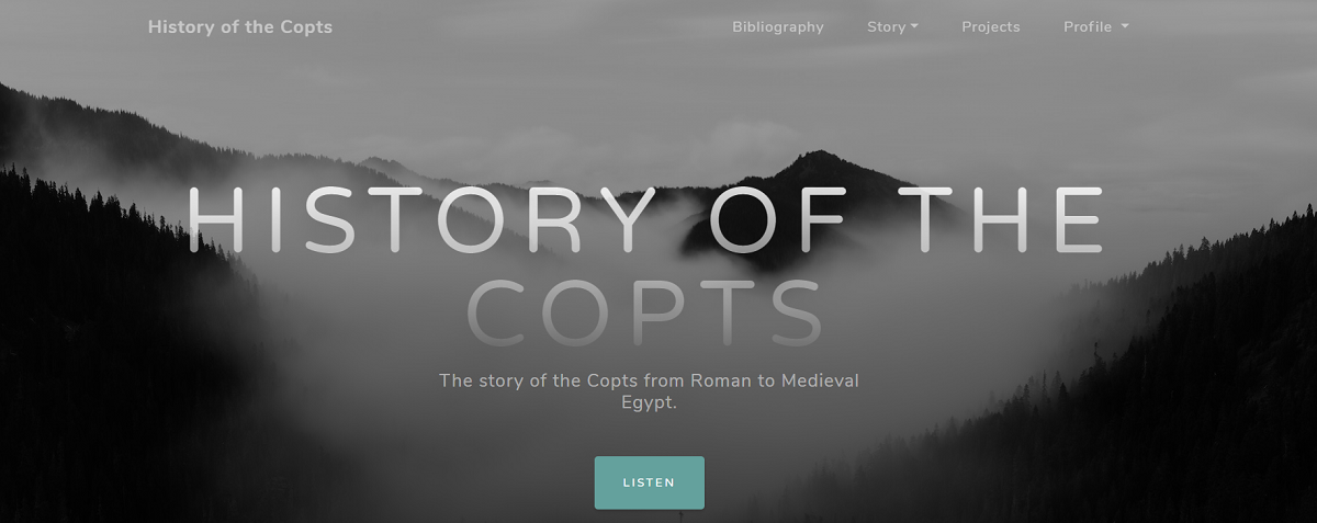 A New Chapter for the History of the Copts